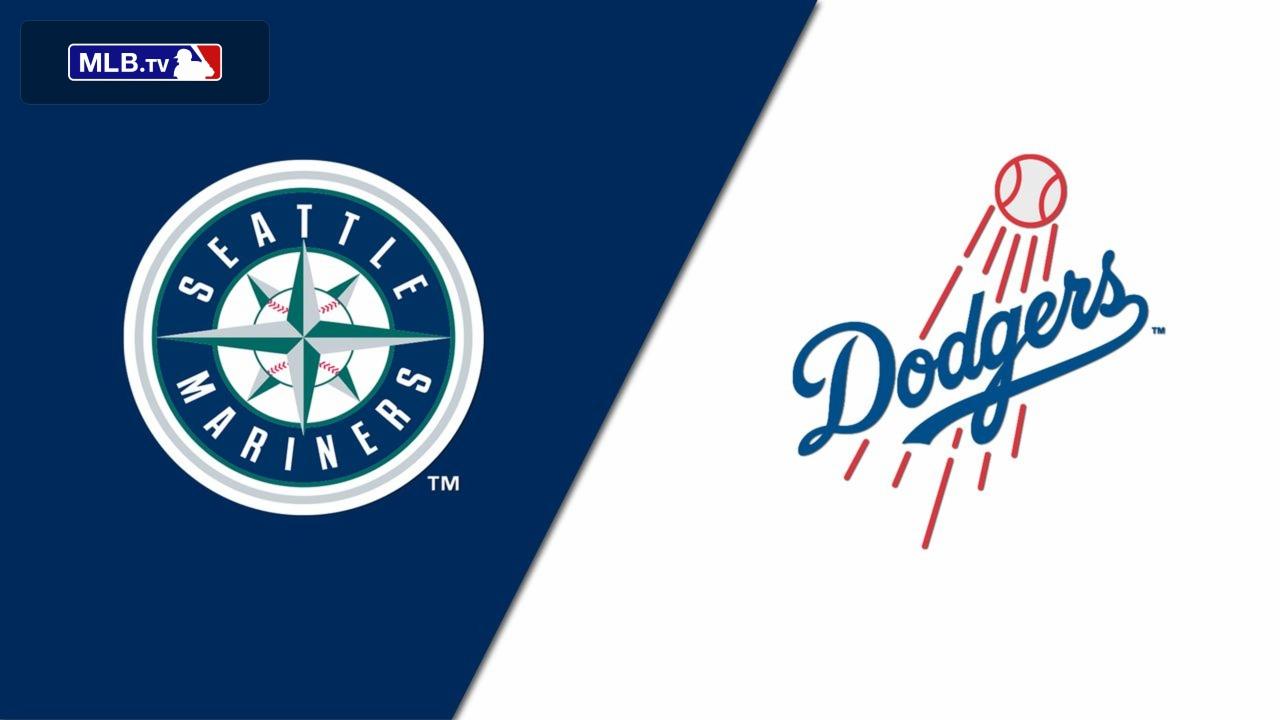 Seattle Mariners Vs Los Angeles Dodgers Watch Espn