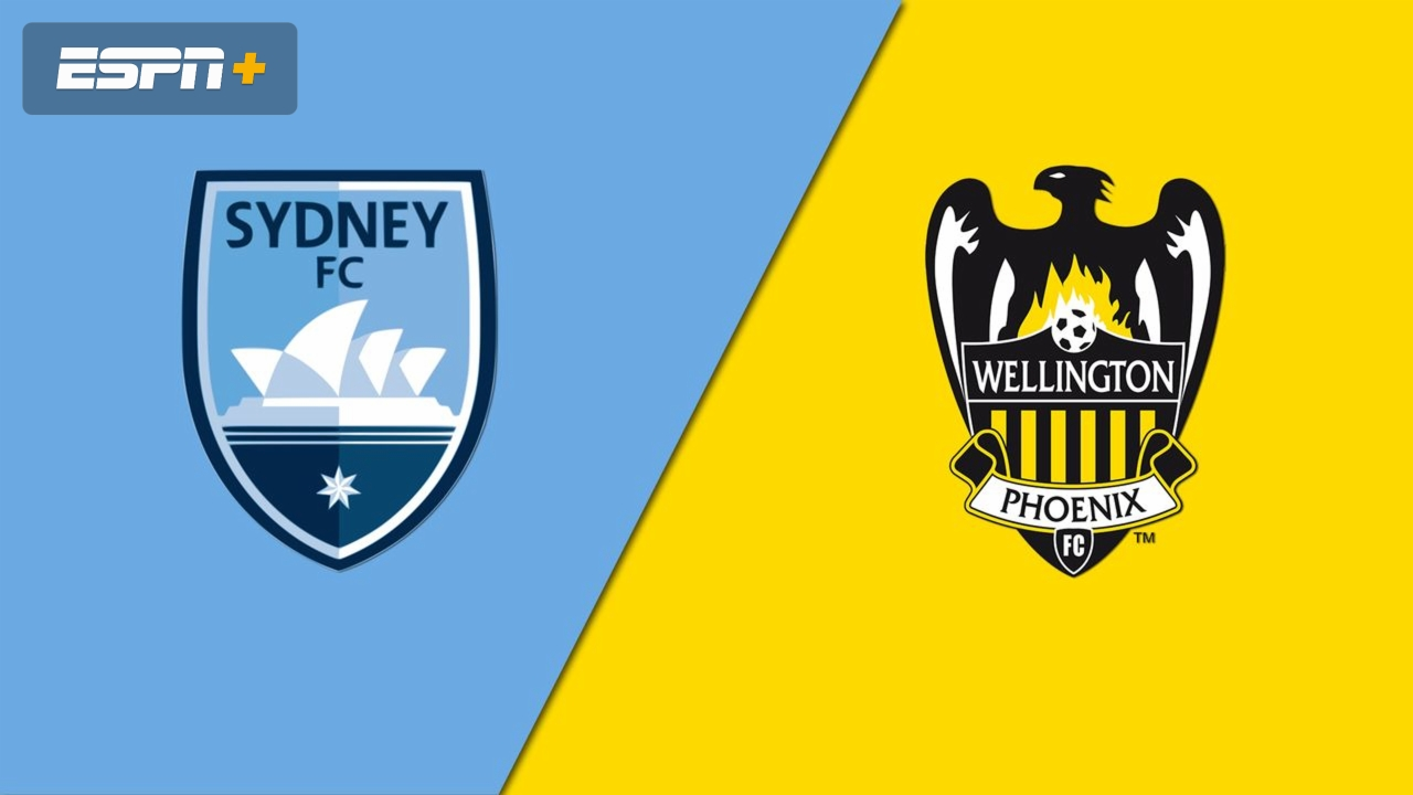 Sydney Fc Vs Wellington Phoenix A League Watch Espn