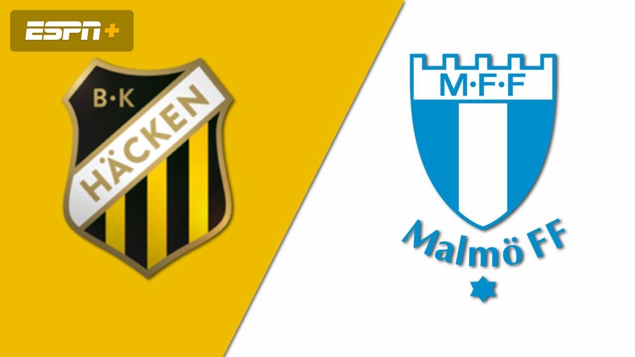 Bk Hacken Vs Malmo Ff Allsvenskan Watch Espn