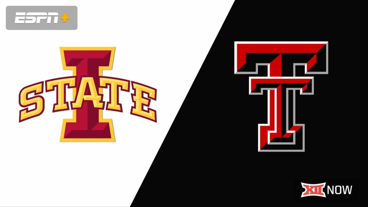 Iowa State Vs Texas Tech W Soccer Watch Espn