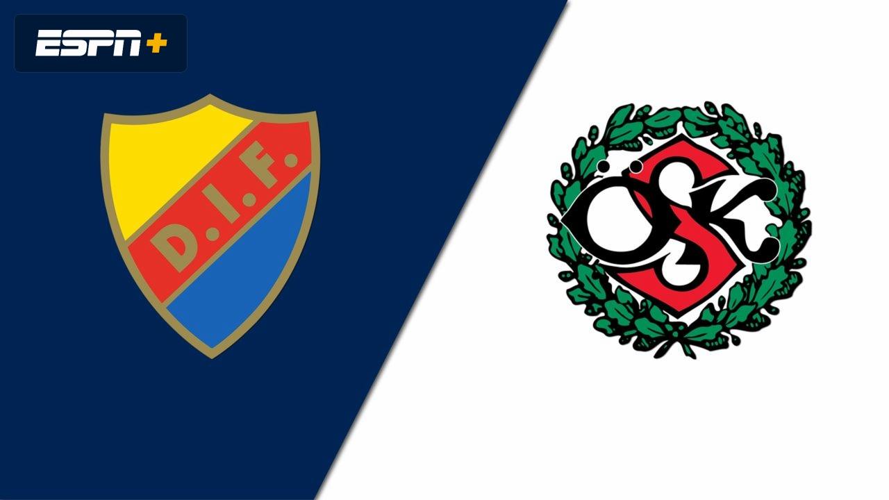 Djurgardens If Vs Orebro Sk Allsvenskan Watch Espn