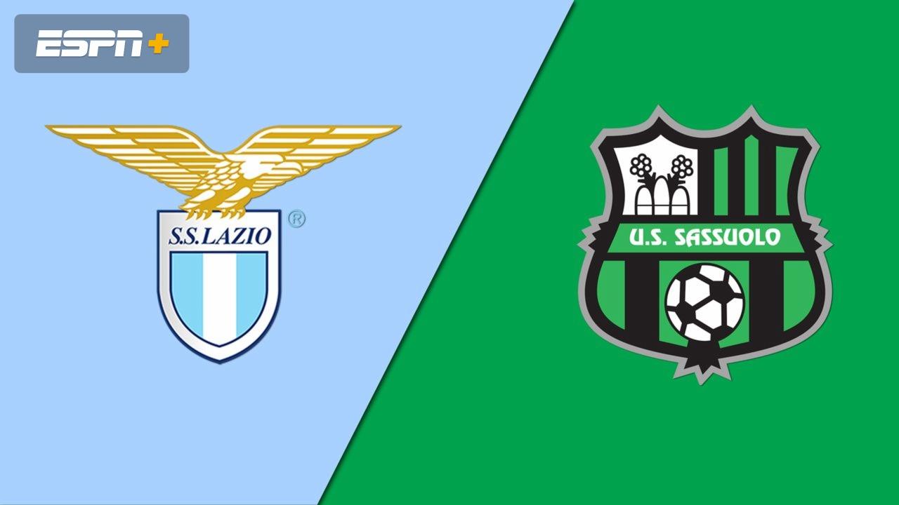 【足球直播】意甲第32輪:2020.07.11 23:15-拉素 VS 薩斯索羅 (Lazio VS Sassuolo)