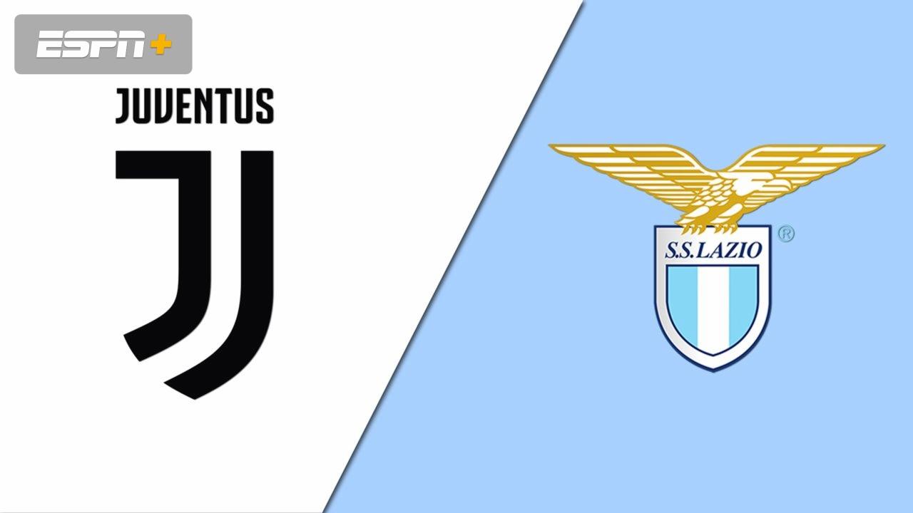 Juventus Vs Lazio Serie A Watch Espn