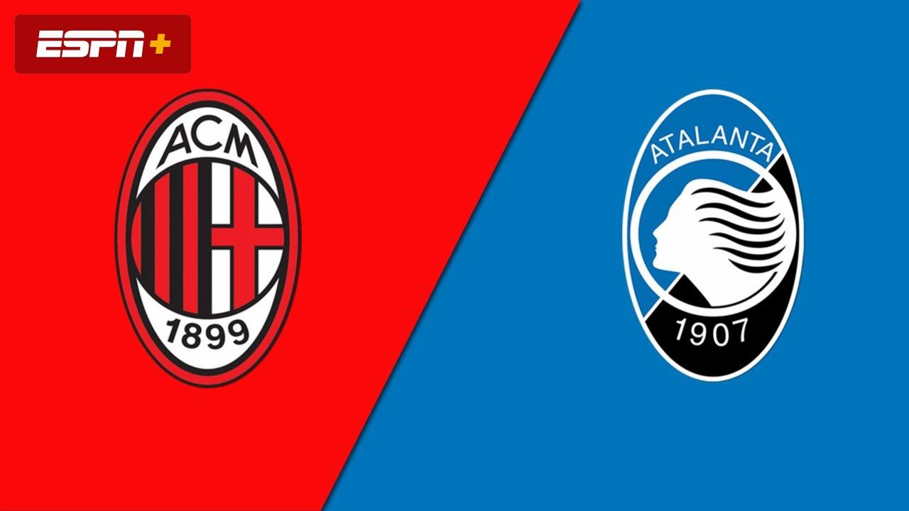 Ac Milan Vs Atalanta Serie A Watch Espn