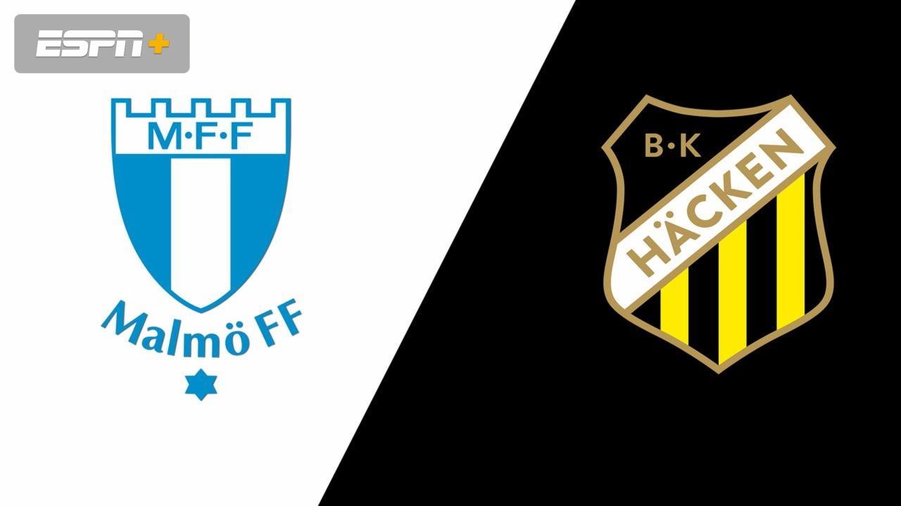 Malmo Ff Vs Bk Hacken Allsvenskan Watch Espn