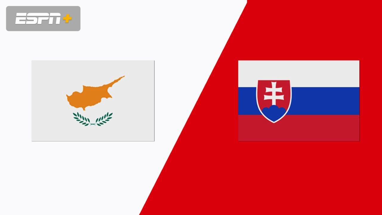 Cyprus vs. Slovakia (FIFA World Cup Qualifier) | Watch ESPN