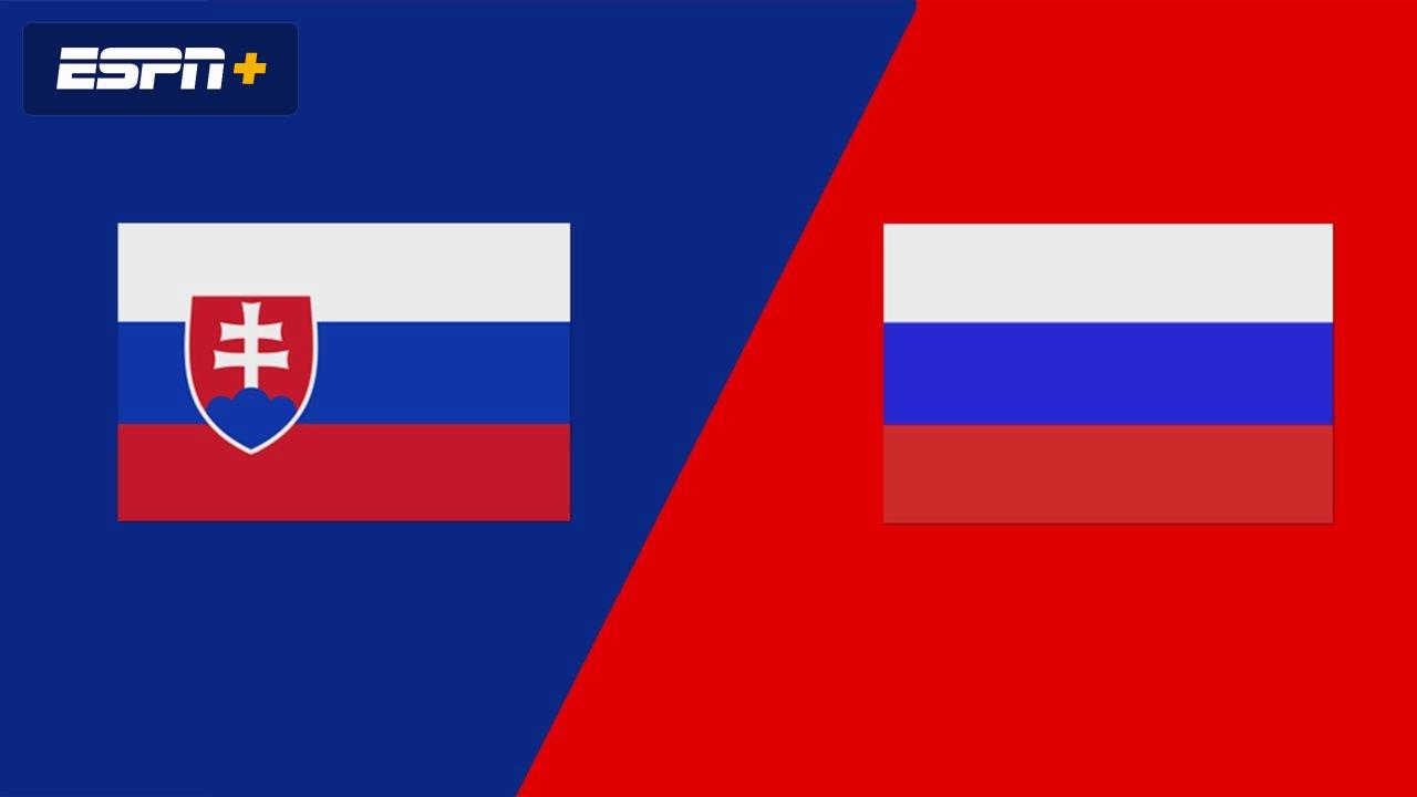 Slovakia vs. Russia (FIFA World Cup Qualifier) | Watch ESPN