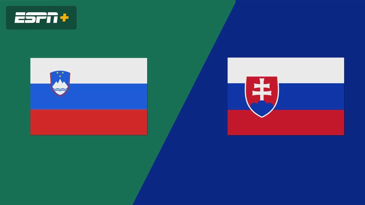 Slovenia vs. Slovakia (FIFA World Cup Qualifier) | Watch ESPN