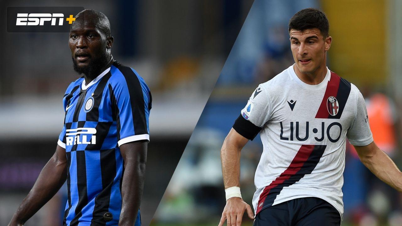 In Spanish Inter Vs Bologna Serie A Watch Espn