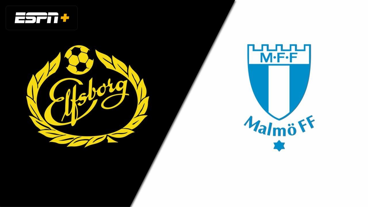 If Elfsborg Vs Malmo Ff Allsvenskan Watch Espn