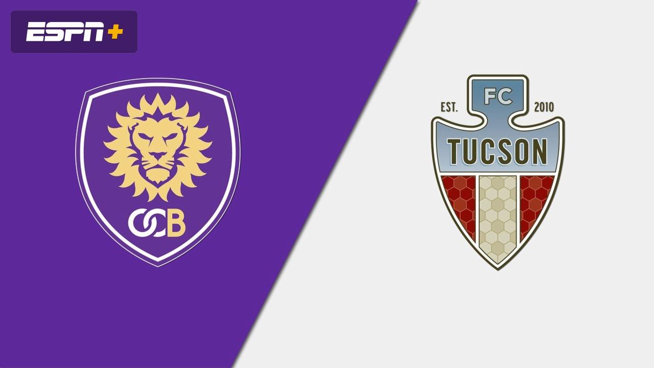 orlando city b vs fc tucson usl league one espn deportes espn