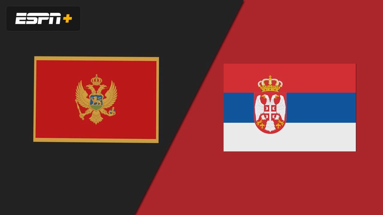 Montenegro Vs Serbia Uefa Nations League Watch Espn
