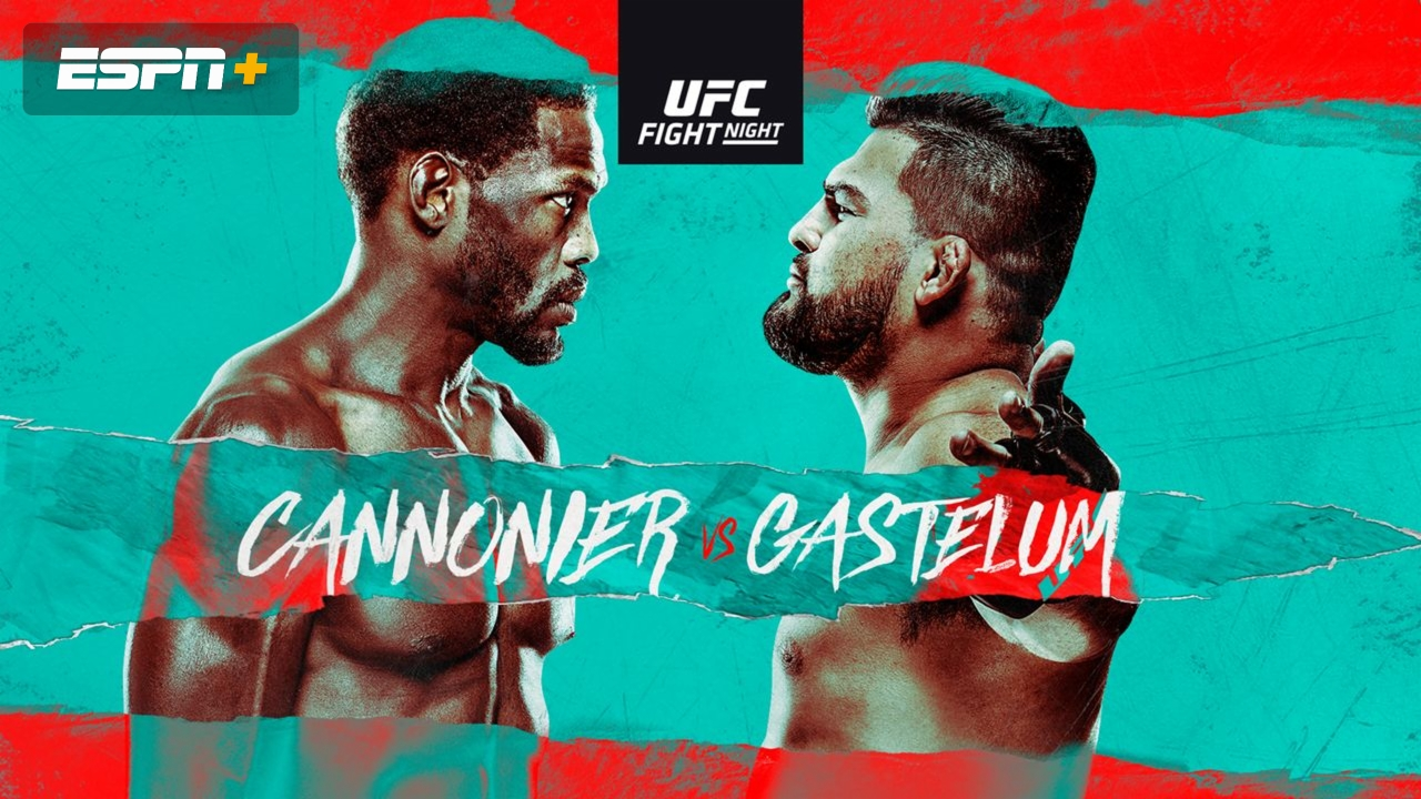UFC Fight Night: Cannonier vs Gastelum - Reddit MMA Streams Live, How to Watch Online, Time, Fight Card