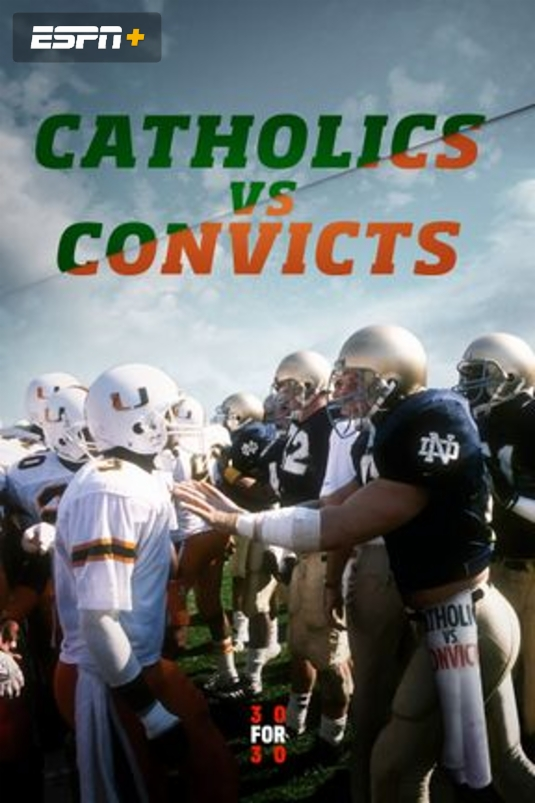 Catholics vs. Convicts