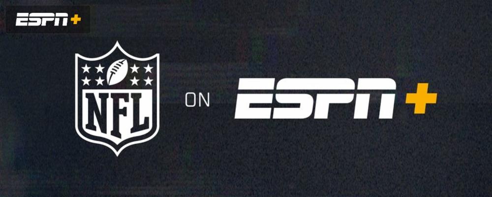 NFL on ESPN+