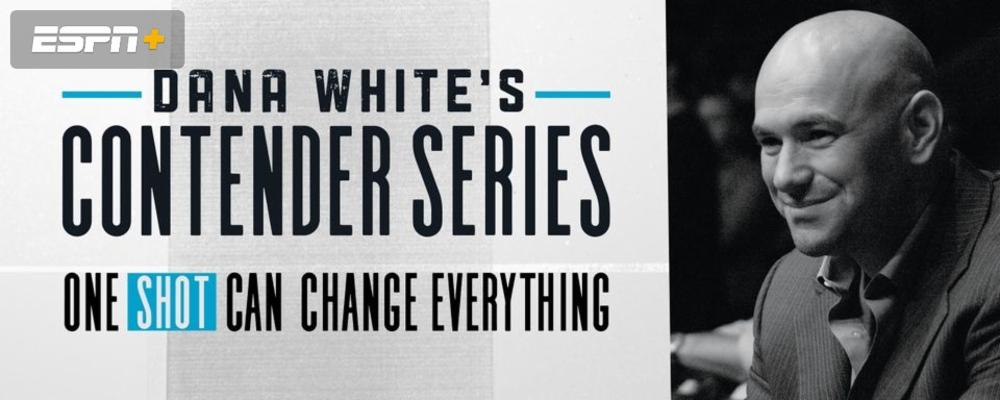 Dana White's Contender Series
