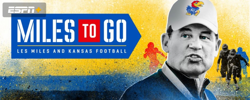 Miles to Go: Les Miles and Kansas Football