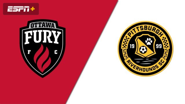 Ottawa Fury FC vs. Pittsburgh Riverhounds SC (USL Championship)