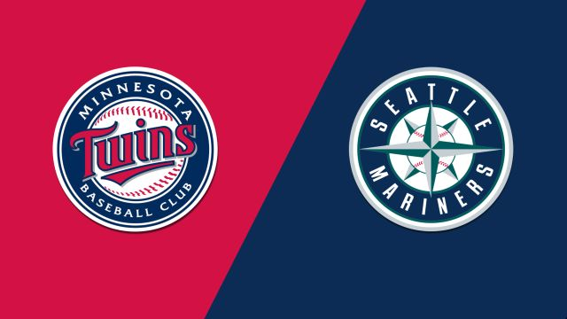 Minnesota Twins vs. Seattle Mariners