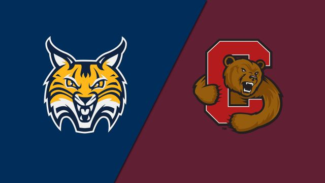#14 Quinnipiac vs. Cornell (M Hockey)