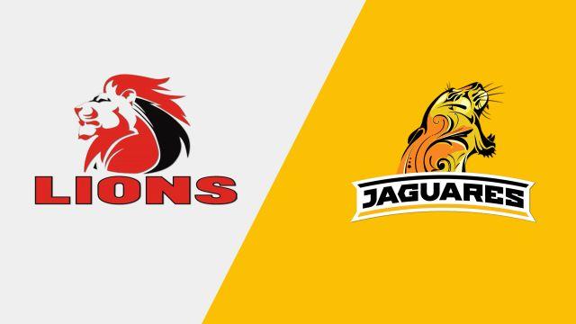 Lions vs. Jaguares (Quarterfinals)