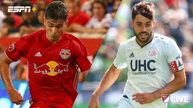 New York Red Bulls vs. New England Revolution (MLS)