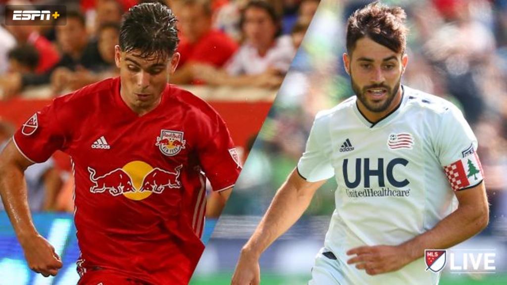 New York Red Bulls vs. New England Revolution (MLS)