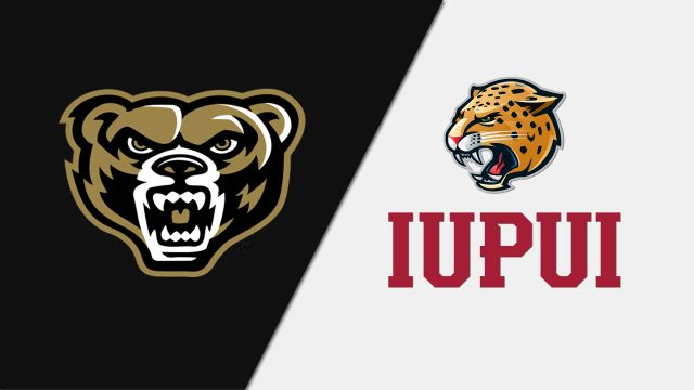 Oakland vs. IUPUI (M Basketball)