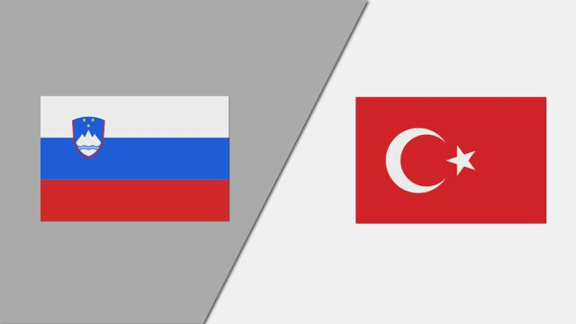 Slovenia vs. Turkey (FIBA World Cup Qualifier)
