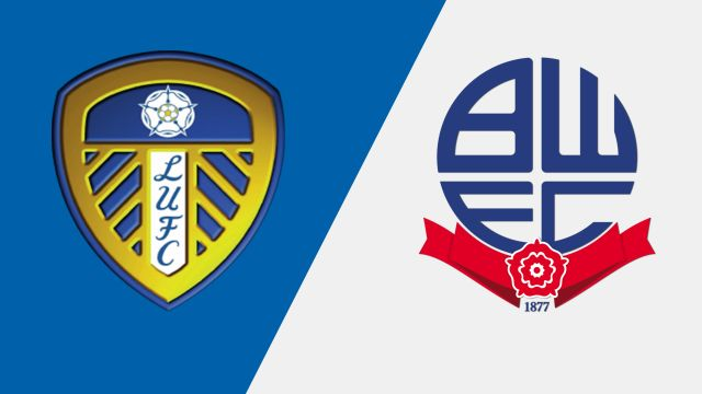 Leeds United vs. Bolton Wanderers (Round 1) (Carabao Cup)