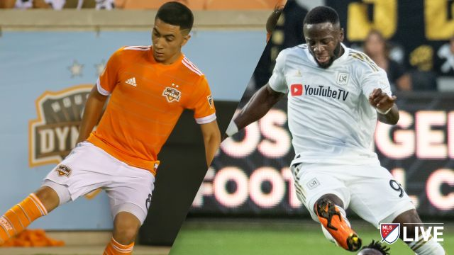 Houston Dynamo vs. Los Angeles FC