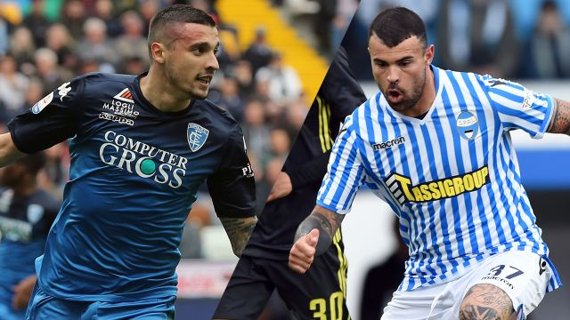 Empoli vs. SPAL (Serie A)