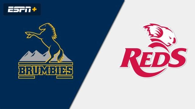 Brumbies vs. Reds (Super Rugby)