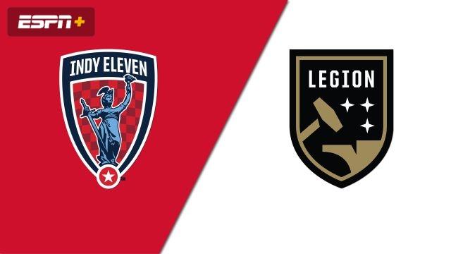 Indy Eleven vs. Birmingham Legion FC (USL Championship)