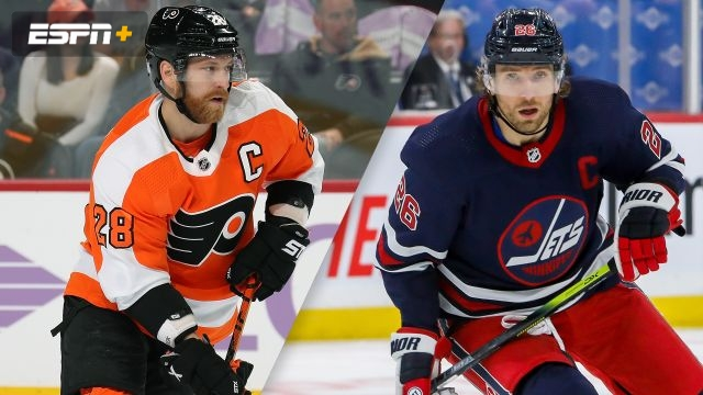 Philadelphia Flyers vs. Winnipeg Jets