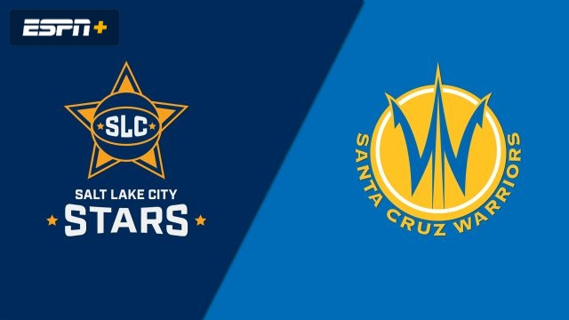 Salt Lake City Stars vs. Santa Cruz Warriors