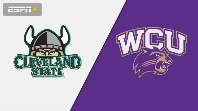 Cleveland State vs. Western Carolina (W Basketball)