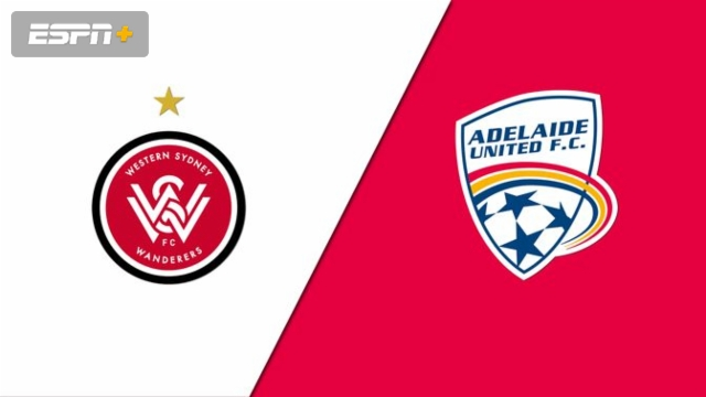 Western Sydney Wanderers FC vs. Adelaide United (A-League)