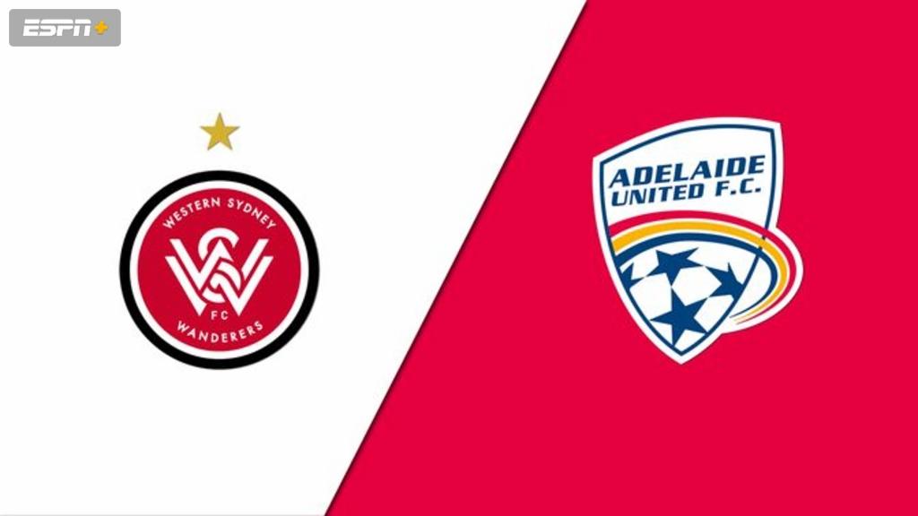 Western Sydney Wanderers FC vs. Adelaide United (A-League)
