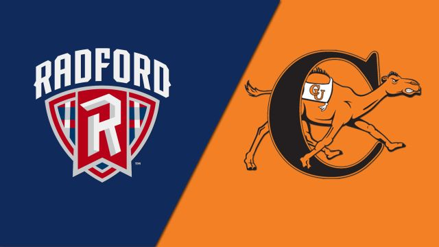 Radford vs. Campbell (W Basketball)