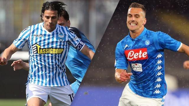 SPAL vs. Napoli (Serie A)