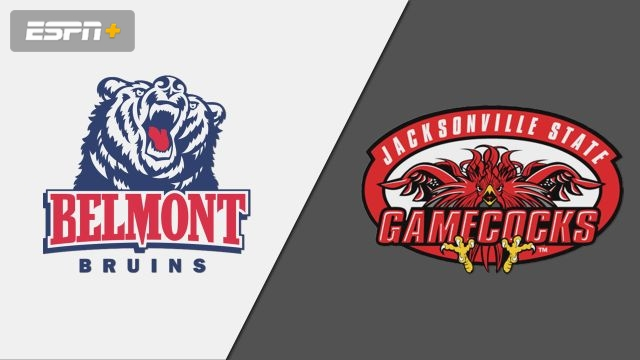Belmont vs. Jacksonville State (W Volleyball)