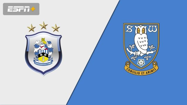 Huddersfield Town vs. Sheffield Wednesday (English League Championship)