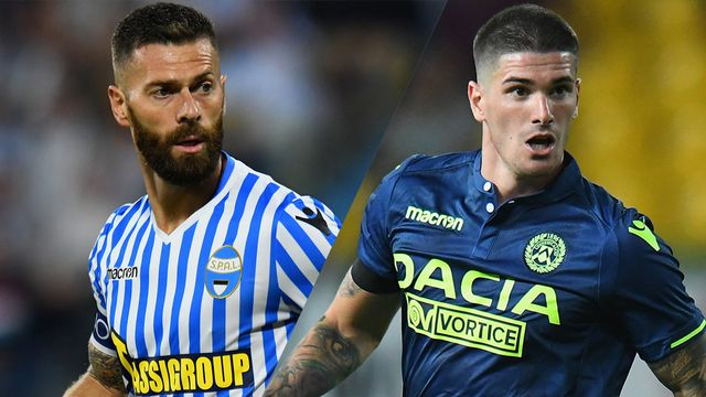 SPAL vs. Udinese (Serie A)