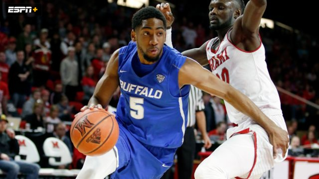#19 Buffalo vs. Ohio (M Basketball)