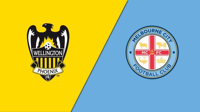 Wellington Phoenix vs. Melbourne City FC (A-League)