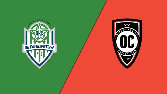 OKC Energy FC vs. Orange County SC (USL Championship)