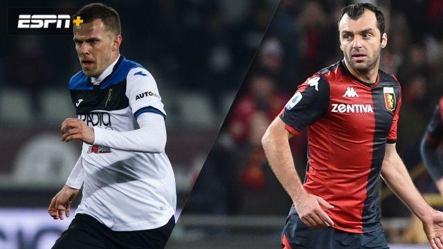 Atalanta vs. Genoa (Serie A)