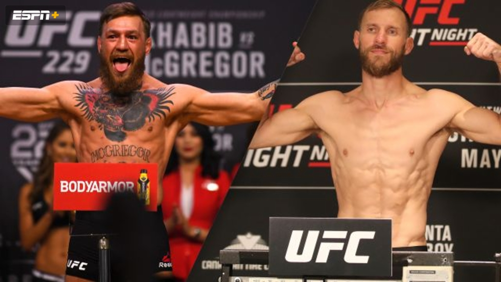 UFC 246 Weigh-In Show (Official Weigh-Ins)