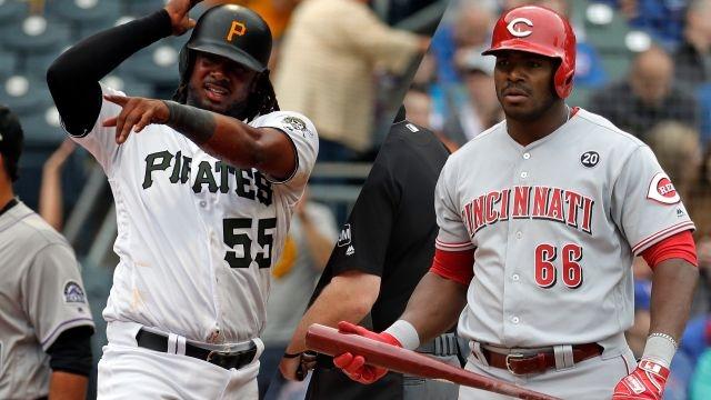 Pittsburgh Pirates vs. Cincinnati Reds